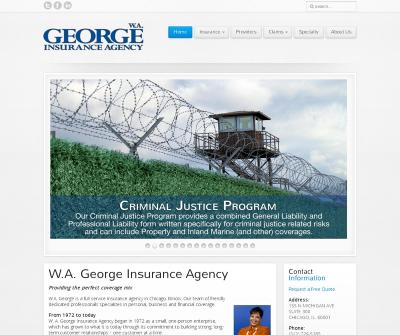 W.A. George Insurance Agency - Auto, Home, Business Insurance - Chicago, IL
