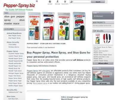 Pepper Spray Store