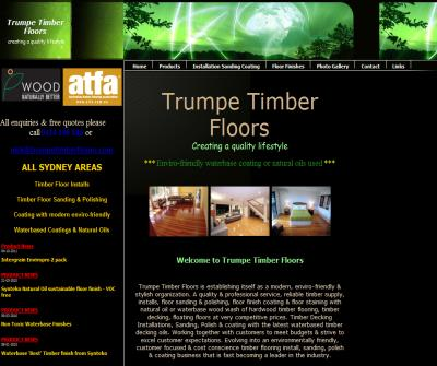 Trumpe Timber Floors
