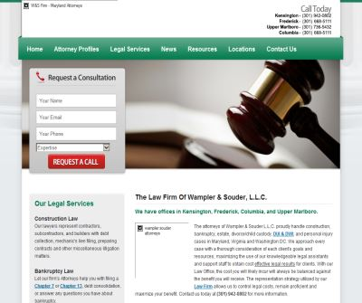 The Law Firm of Wampler, Souder & Sessing L.L.C. - Attorneys At Law