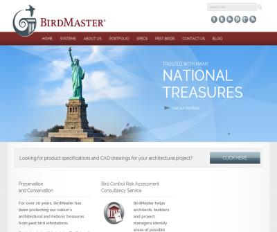 BirdMaster Bird Control: Architectural Bird Proofing and Bird Deterrent systems > Pigeon Control