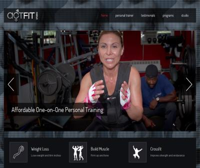 Personal Trainer Toronto | Liberty Village | ActFit Studio