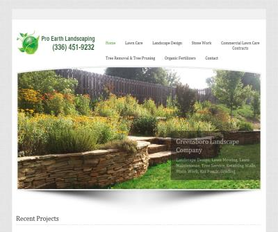 Pro Earth Landscaping of Greensboro