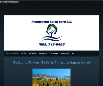 Boise, Id Lawn Care - KEEP IT GREEN LAWN CARE & MAINTENANCE LLC - home-Boise lawn care