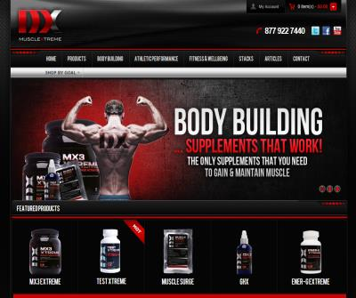 Bodybuilding Supplements - Strongest Muscle Building, Body Building, Weight Loss Supplements