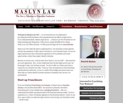 Virginia Franchise Lawyer, Franchise Attorney, Distribution Agreement Lawyer VA