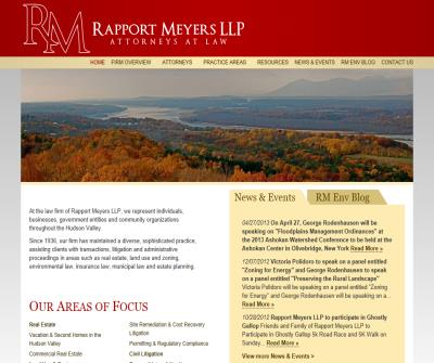 Rapport Meyers Whitbeck Shaw & Rodenhausen: Law Office Serving the Hudson Valley and NY Capitol Region