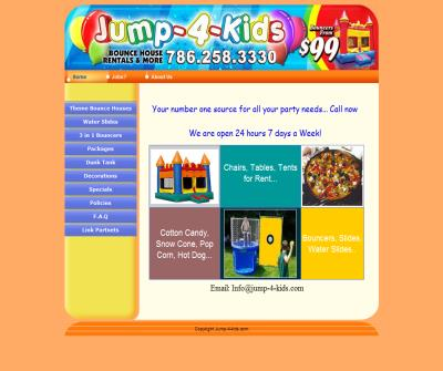 Jump for kids