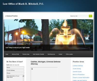 The Law Office of Mark R. Mitchell, P.C.