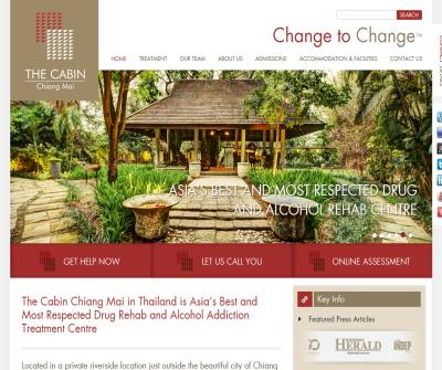 The Cabin Chiang Mai - Addiction Treatment Retreat