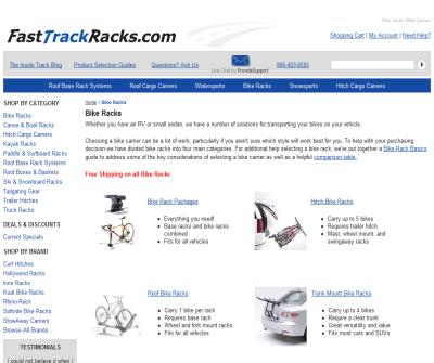 FastTrackRacks.com
