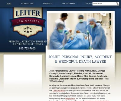Welcome | Leiter Law Offices |