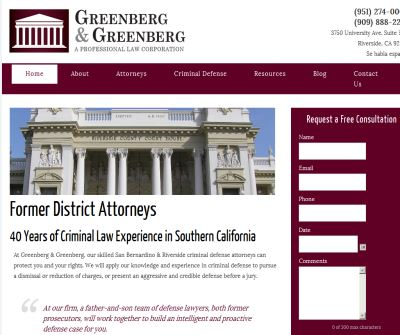 Riverside California Criminal Defense Lawyer | San Bernardino DUI, Assault & Juvenile Crimes Attorney
