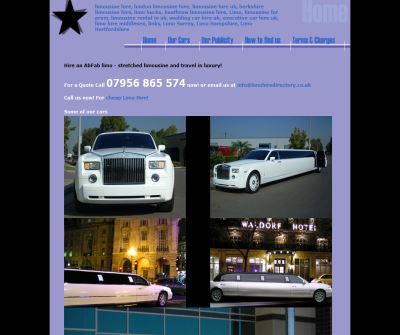 Ab Fab London Limousine hire, Stretched limousines, Bucks, Berks, AbFab luxury limos