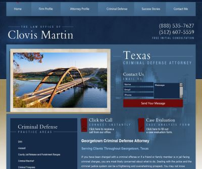 Texas Criminal Defense Lawyer