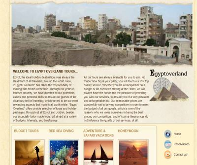 .: Egypt Overland :. Travel Egypt Tours | Egypt Tour Package | Egypt Travel | holidays in Egypt | Cheap Holidays Egypt | Information Traveller | Backpacker | Cities Information | Budget Tours in Egypt
