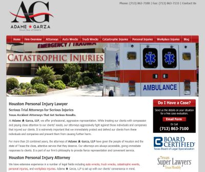 Texas Personal Injury Attorneys