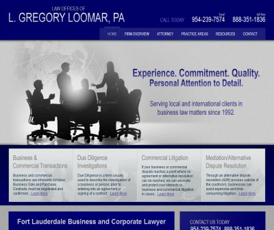 FL Business Attorney
