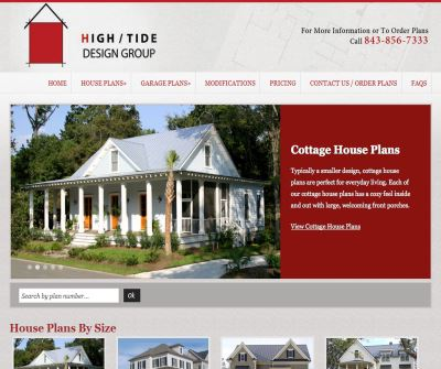 High Tide Design Group – Architectural House Plans