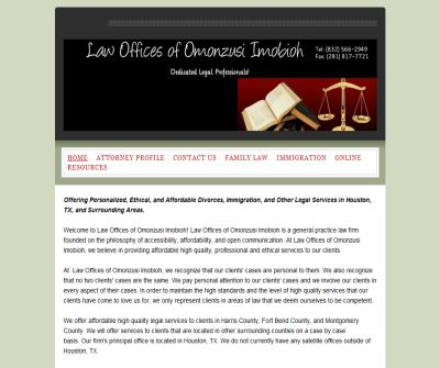 Compassionate Immigration and Green Card Attorney