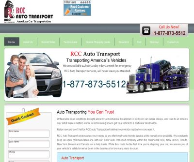 Auto Transport | Rcc Auto Transport - Auto Car Shipping