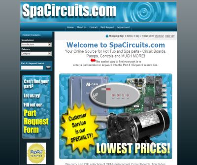 SpaCircuits.com
