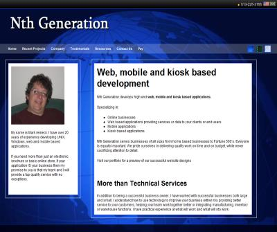Nth Generation web design and development