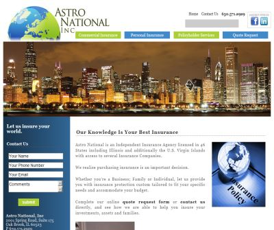 Astro National - Chicago Insurance Agency