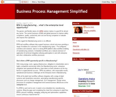 Business Process Management Simplified