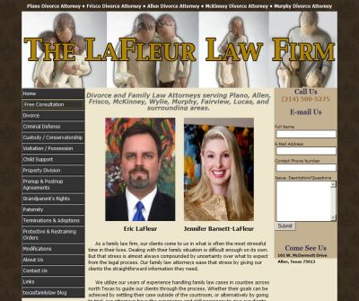 Texas Family Law Attorney