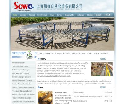 van loader,telescopic conveyor,mobile conveyor,continuous vertical conveyor,eciprocating vertical conveyor