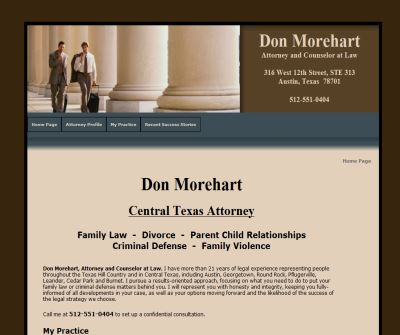 TX Family Law Attorney
