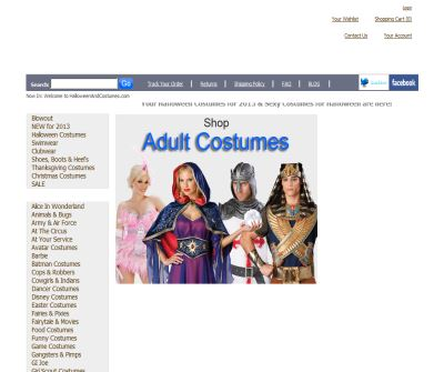 Halloween Costumes-Kids & Adult Sexy Costumes