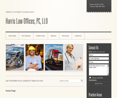 Harris Law Offices, PC, LLO