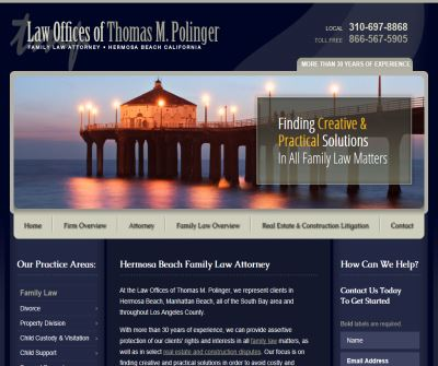 Law Offices of Thomas M. Polinger