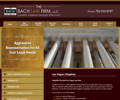Las Vegas Criminal Attorney