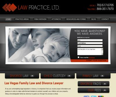 Las Vegas Divorce Attorney