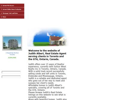 Toronto Area Real Estate for Sale