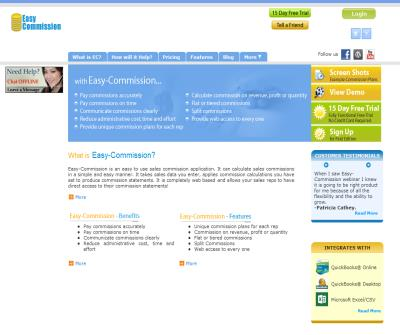 Easy-Commission - Online Sales Commission Solution