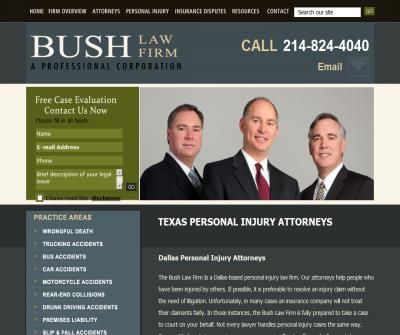 Bush Law Firm P.C