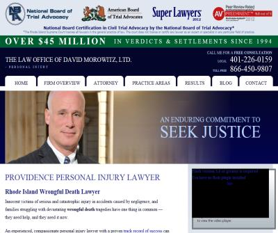 Rhode Island Personal Injury Lawyer, Massachusetts Personal Injury Attorney