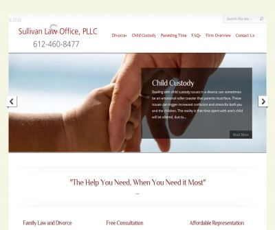 Minneapolis Attorney for Divorce, Child Custody, Support