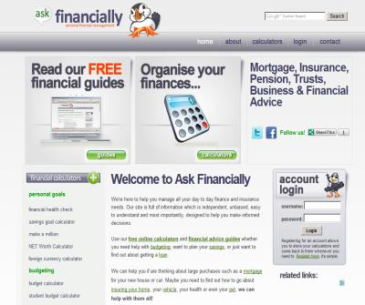 Get Your Finances Sorted with Ask Financially