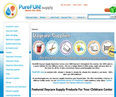 Daycare Supplies Superstore