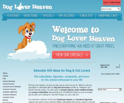Fun Stuff for Dog Lovers