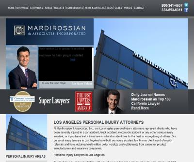 Mardirossian & Associates, Inc.