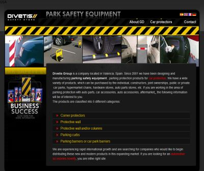 Park safety equipment