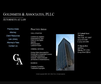 Goldsmith & Associates, PLLC
