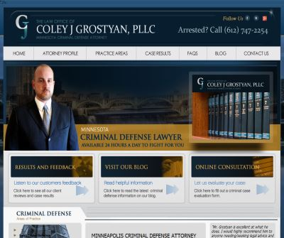 Minnesota DWI & Criminal Defense Lawyer