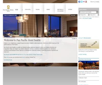 Wedding Venue Seattle | Pan Pacific Seattle Luxury Hotel